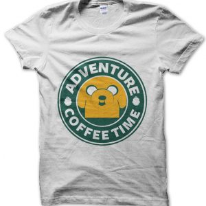 Adventure Time Coffee T-Shirt