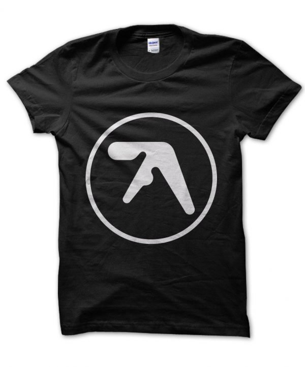 Aphex Twin logo t-shirt by Clique Wear