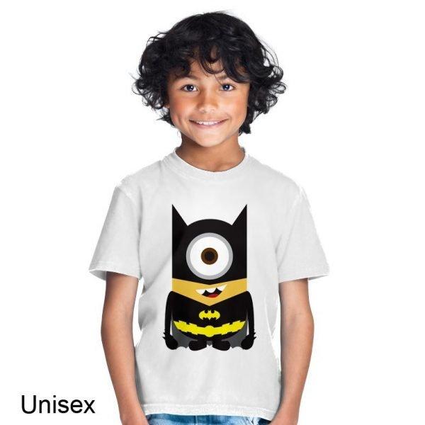 Batminion Batman minion t-shirt by Clique Wear