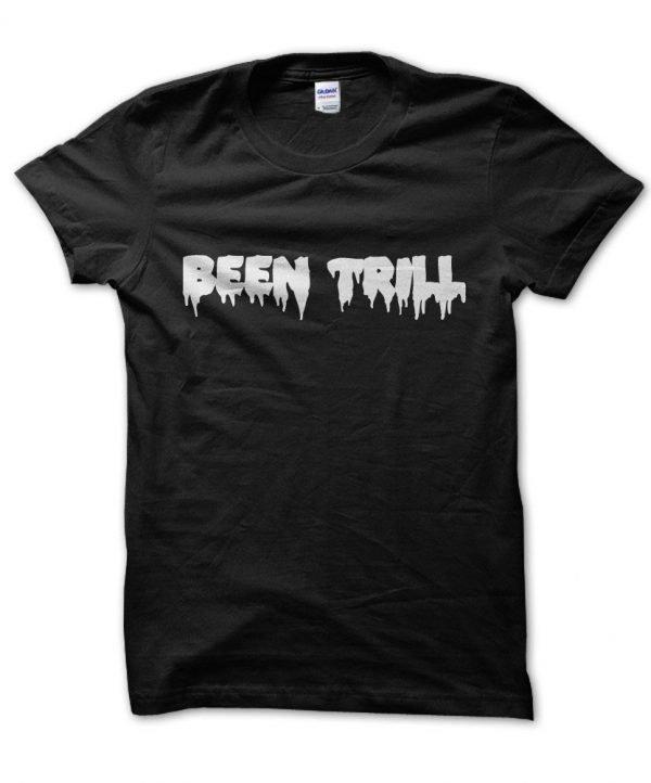 Been Trill rap hip hop urban t-shirt by Clique Wear
