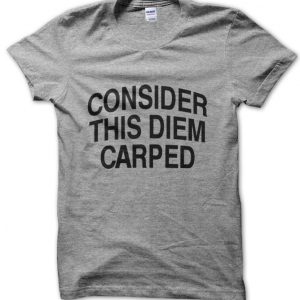 Consider This Diem Carped T-Shirt