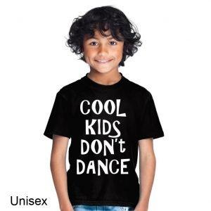 Cool Kids Don't Dance Children's T-shirt