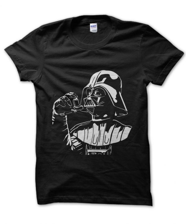 Darth Inhaler Darth Vader Star Wars t-shirt by Clique Wear