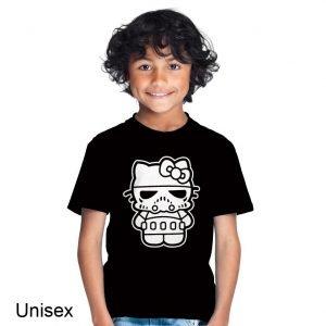 Darth Kitty Star Wars Hello Kitty parody Children's T-shirt