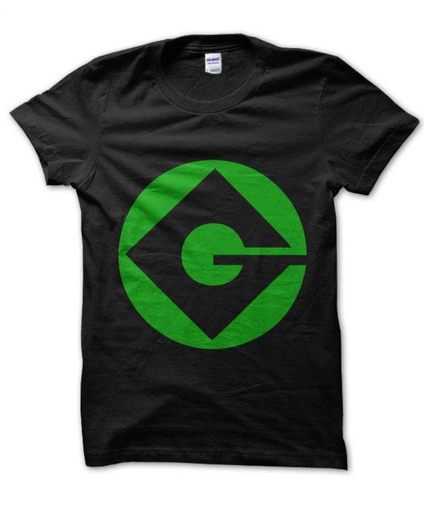 Despicable Me Gru G t-shirt by Clique Wear