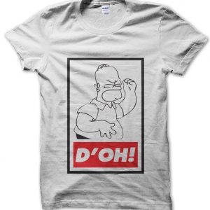 D'oh Obey T-Shirt