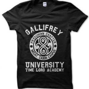Gallifrey University Doctor Who T-Shirt