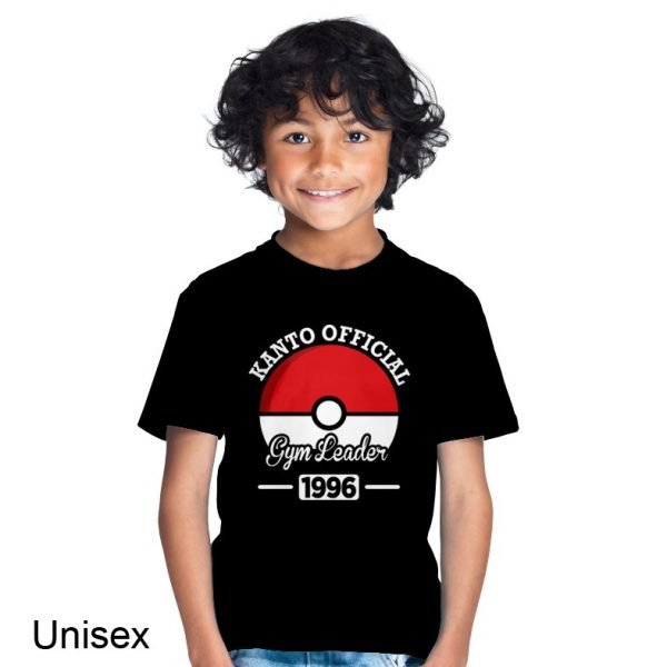 Kanto Official Gym Leader t-shirt by Clique Wear