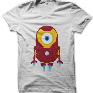 Minion Ironman T-Shirt