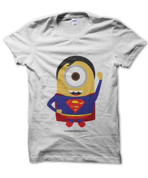 Minion Superman t-shirt by Clique Wear