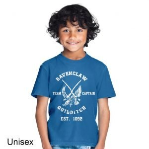 Ravenclaw Quidditch Team Captain Children's T-shirt