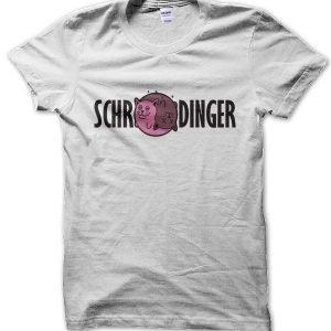 Shrodinger Cat Big Bang Theory T-Shirt