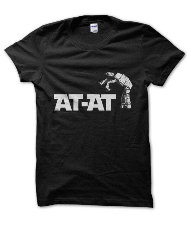Star Wars At At t-shirt by Clique Wear