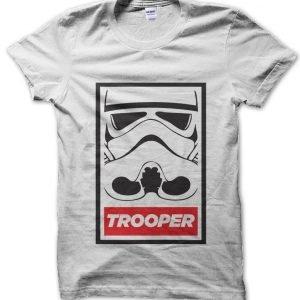 Star Wars Trooper Obey T-Shirt