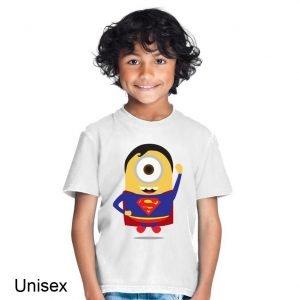 Minion Superman Children's T-shirt