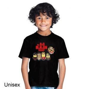 The Big Minion Theory Children's T-shirt