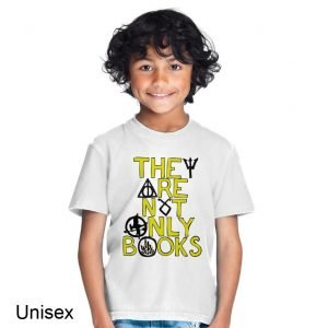 They Are Not Only Books Children's T-shirt