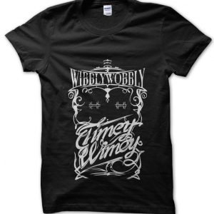 Wibbly Wobbly Doctor Who T-Shirt
