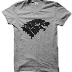 Winter is Coming Stark Game of Thrones T-Shirt