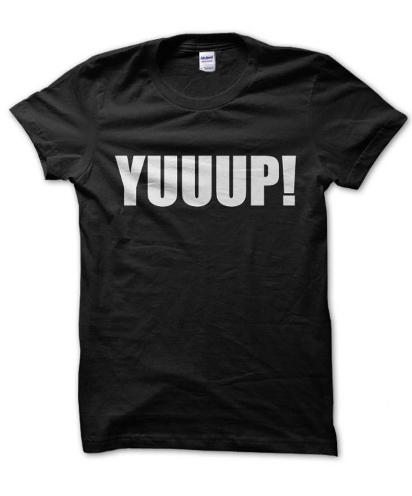 Yuuup! Storage Wars t-shirt by Clique Wear