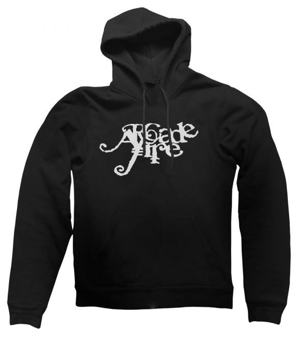 Arcade fire hoodie by Clique Wear