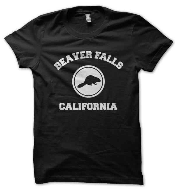 Beaver Falls California t-shirt by Clique Wear