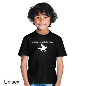 Camp Half Blood Percy Jackson Children's T-shirt