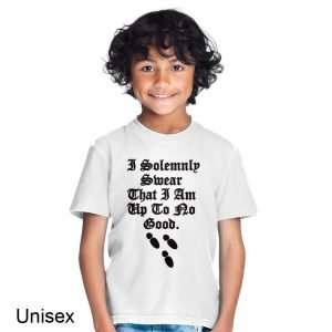 I Solemnly Swear I Am Up to No Good Children's T-shirt