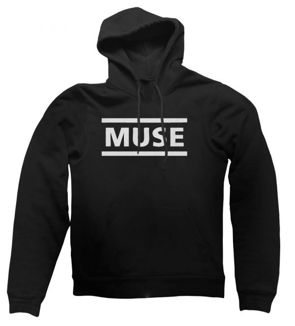Muse hoodie by Clique Wear