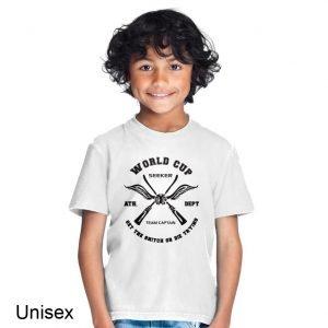 World Cup Quidditch Children's T-shirt