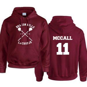 McCall Teen Wolf Hoodie