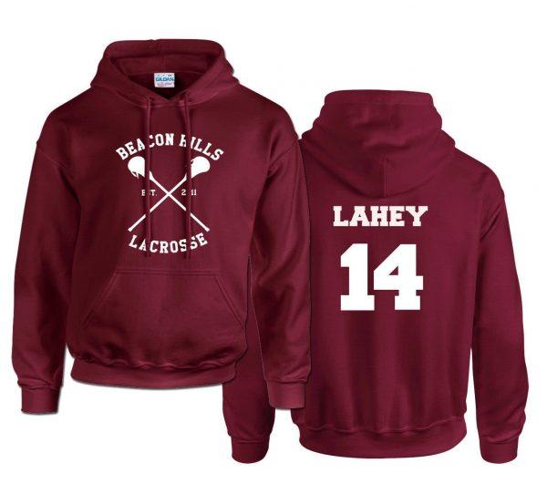 Lahey Teen Wolf hoodie by CliqueWear