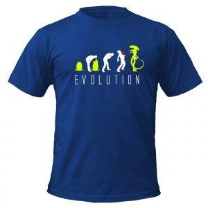 Evolution of Alien T-Shirt