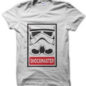 Shockmaster Obey wrestling T-Shirt