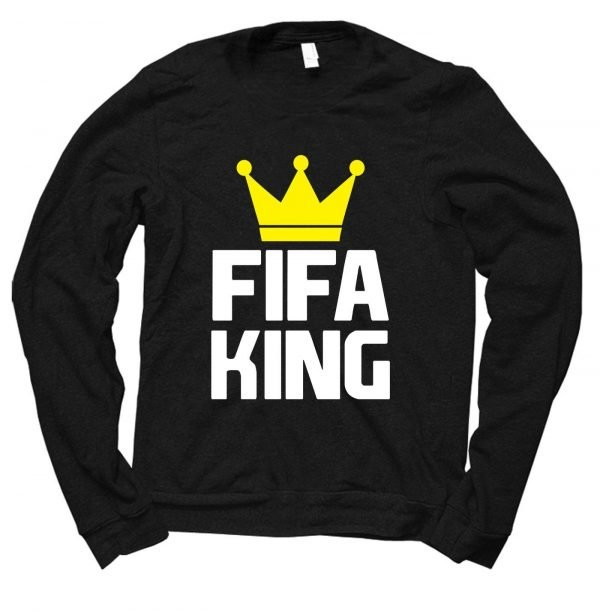 FIFA King jumper by Clique Wear