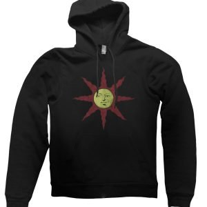 Praise the Sun logo Hoodie