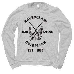 Ravenclaw quidditch jumper (sweatshirt)