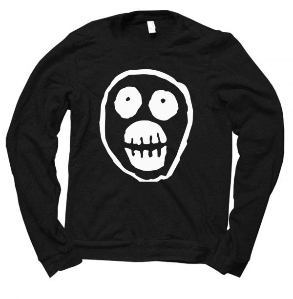 The Mighty Boosh face jumper by Clique Wear