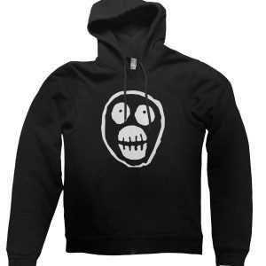 The Mighty Boosh face Hoodie