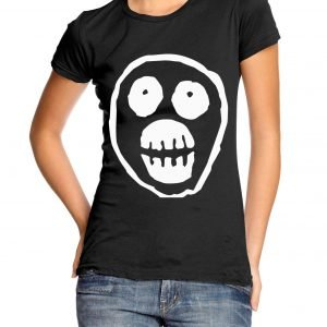 The Mighty Boosh face Womens T-shirt