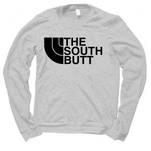 The South Butt jumper (sweatshirt)