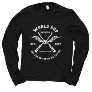 World Cup Quidditch jumper (sweatshirt)
