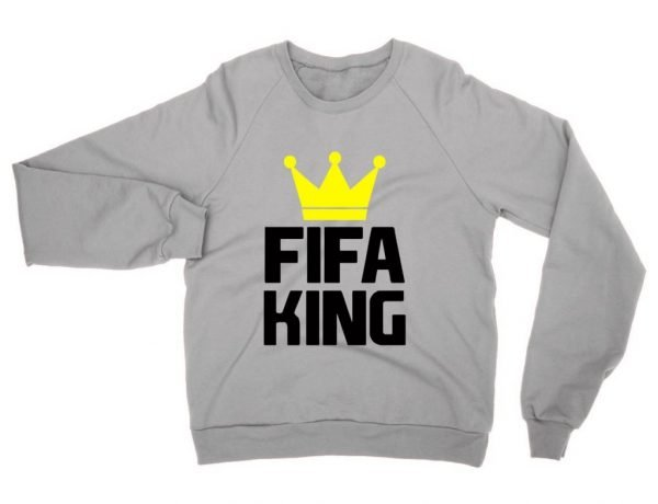 FIFA King sweatshirt by Clique Wear