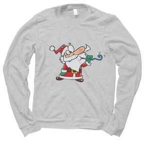 Santa Celebrate Party Christmas jumper (sweatshirt)