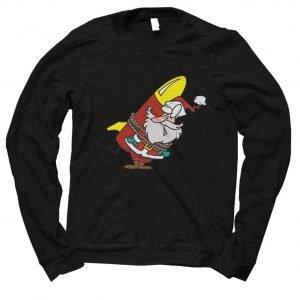Santa Rocket Science Christmas jumper (sweatshirt)