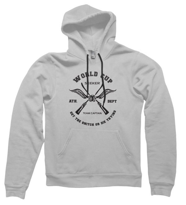 World Cup Quidditch hoodie by CliqueWear