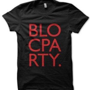 Bloc Party T-Shirt