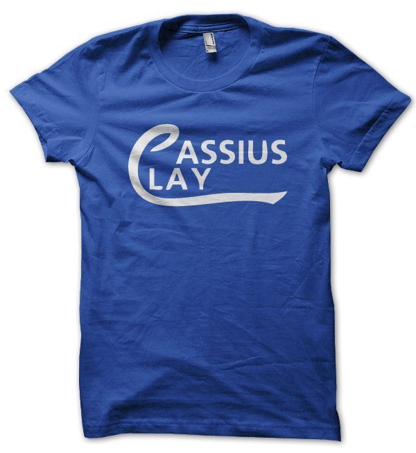 Cassius Clay t-shirt by Clique Wear