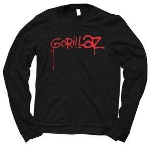 Gorillaz jumper (sweatshirt)