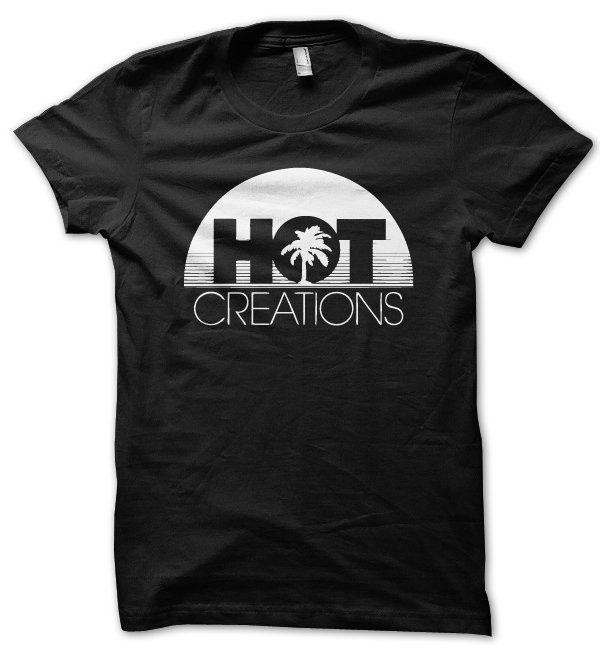 Hot Creations t-shirt by Clique Wear